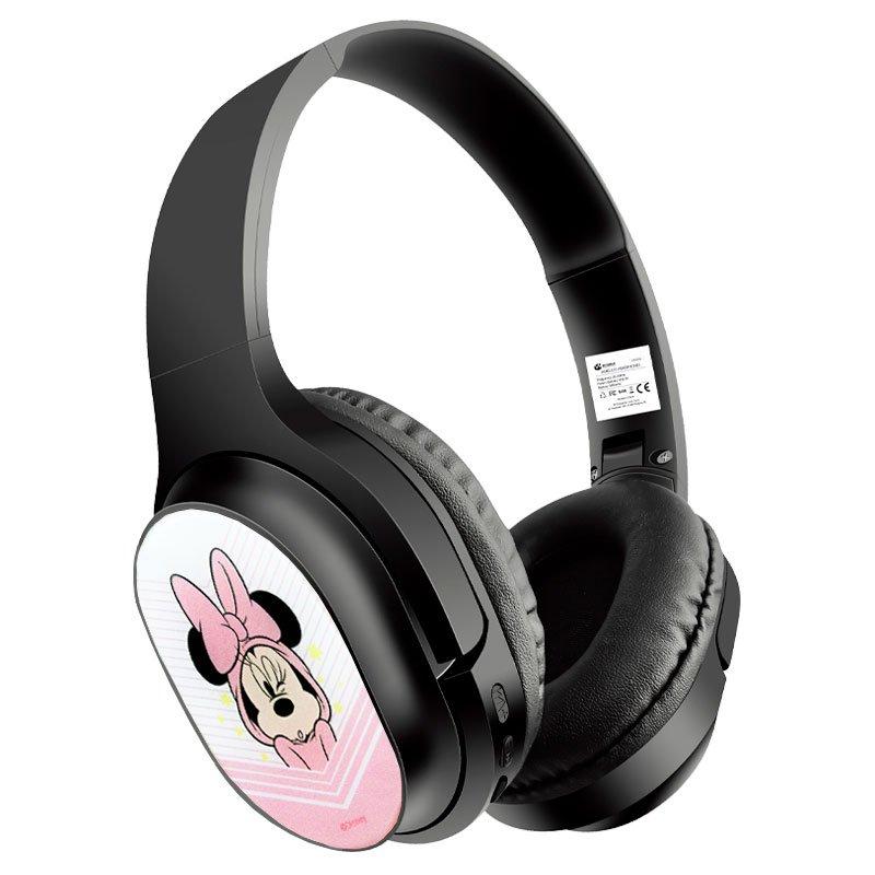 Auriculares Stereo Bluetooth Cascos Licencia Oficial Disney Minnie