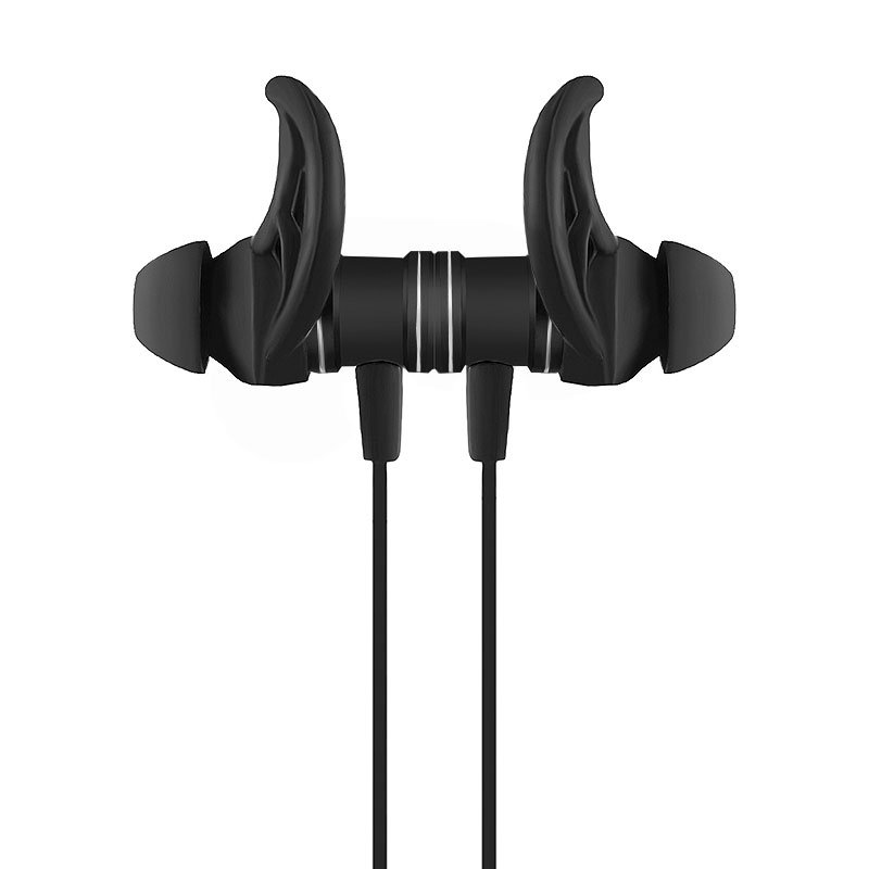 Auriculares Stereo Bluetooth Deportivos COOL Magnetic Negro