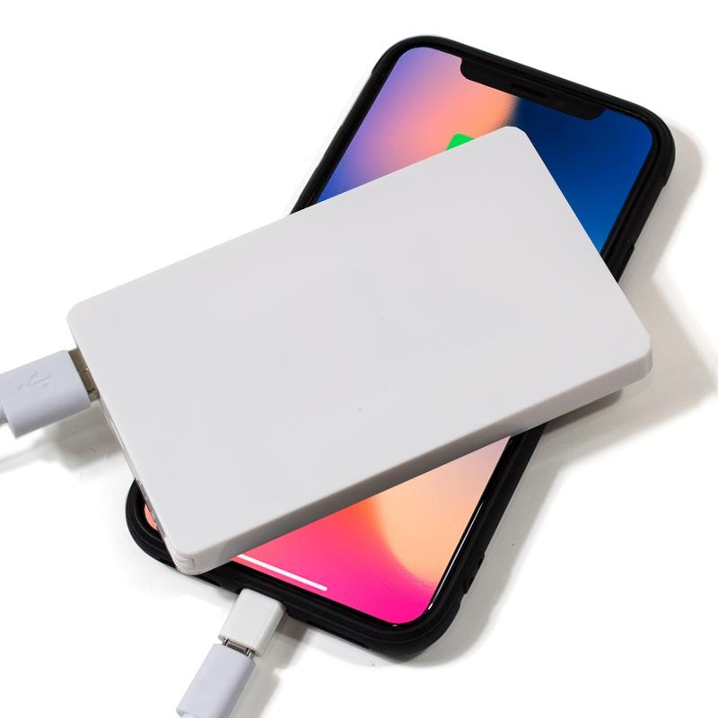 Bateria Externa Micro-usb Power Bank 4000 mAh Colour Basic Blanco COOL