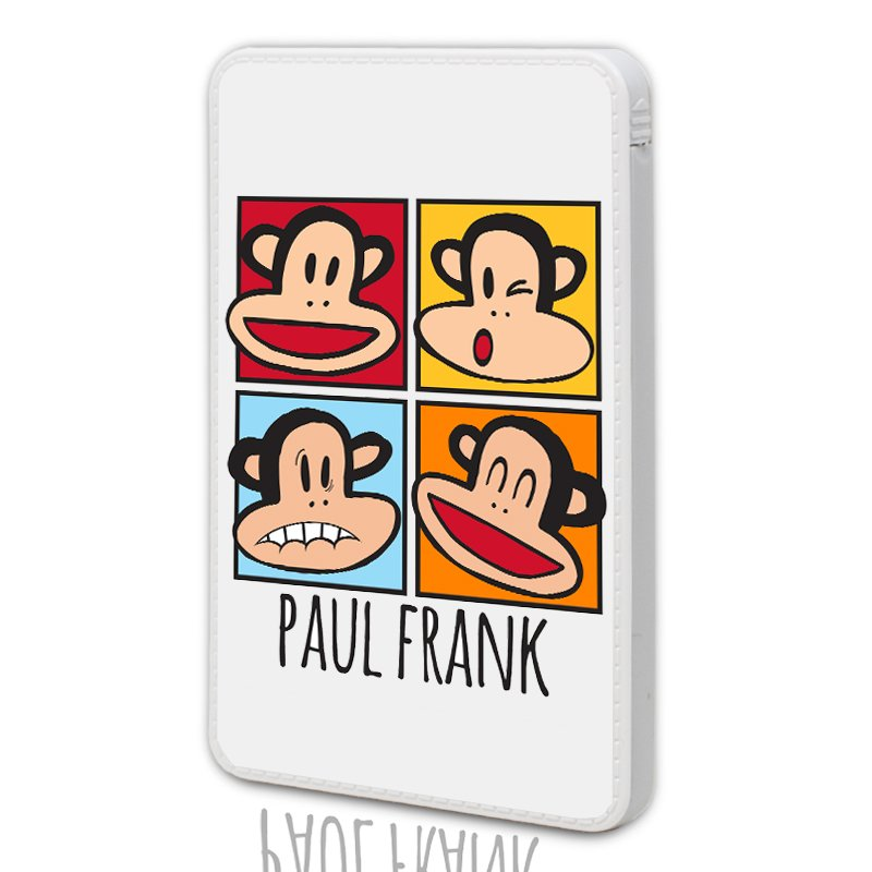 Bateria Externa Micro-usb Power Bank 6000 mAh Licencia Paul Frank