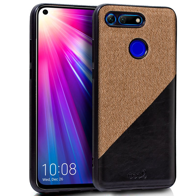 Carcasa Huawei Honor View 20 Bicolor Beige