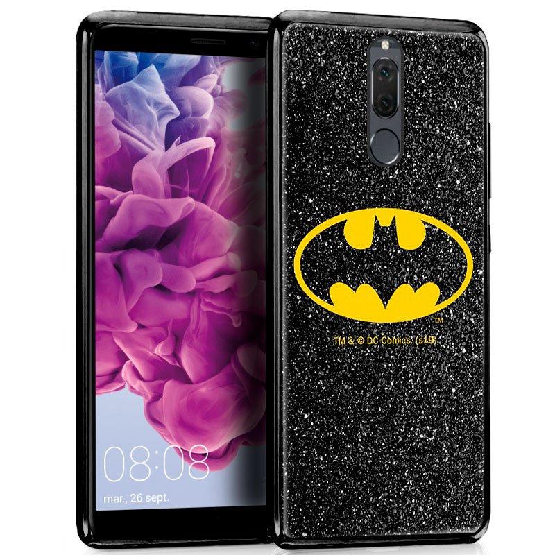 Carcasa Huawei Mate 10 Lite Licencia DC Glitter Batman