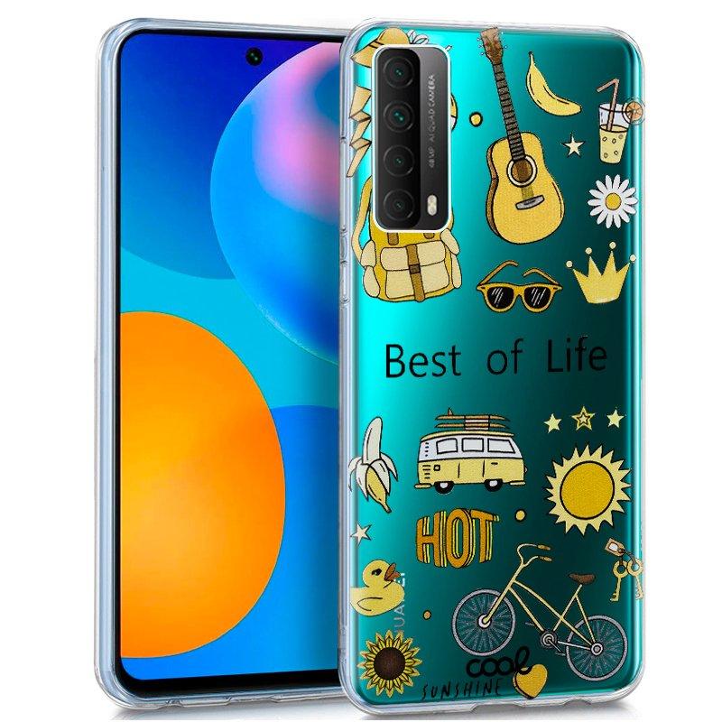Carcasa Huawei P Smart 2021 Clear Life