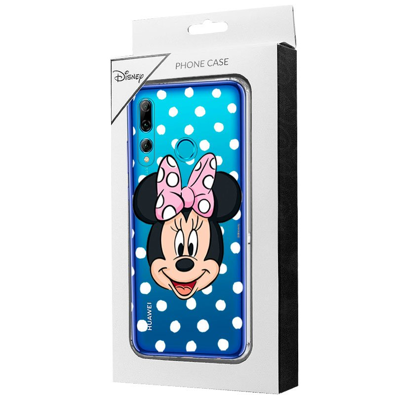 Carcasa Huawei P Smart Plus (2019) / P Smart (2019) / Honor 10 Lite / 20 Lite Licencia Disney Minnie