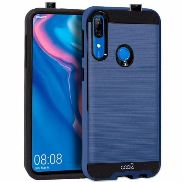 Carcasa Huawei P Smart Z / Honor 9X Aluminio (Azul)