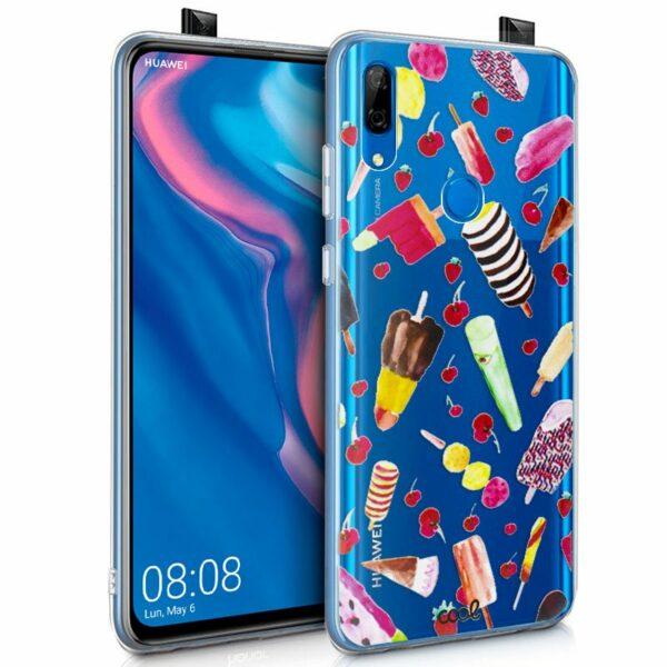 Carcasa Huawei P Smart Z / Honor 9X Clear Helados