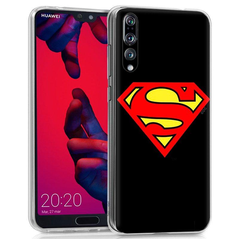 Carcasa Huawei P20 Pro Licencia DC Superman