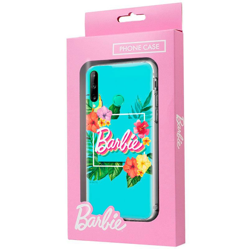 Carcasa Huawei P40 Lite E Licencia Barbie