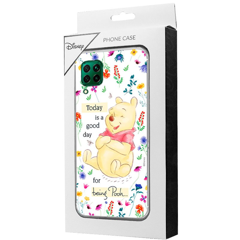 Carcasa Huawei P40 Lite Licencia Disney Winnie The Pooh