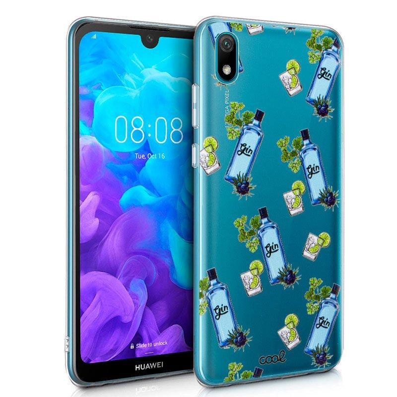 Carcasa Huawei Y5 (2019) Clear Gin