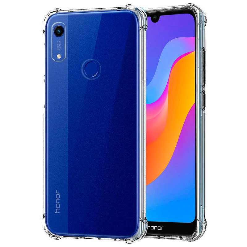 Carcasa Huawei Y6 (2019) / Y6s / Honor 8A AntiShock Transparente