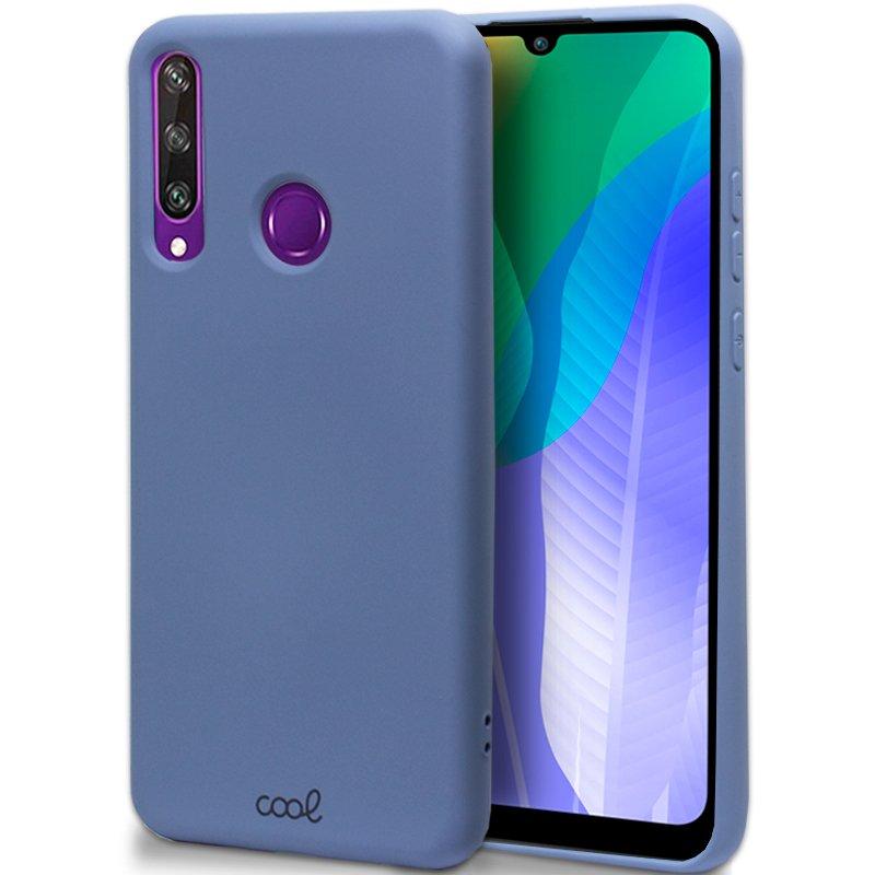 Carcasa Huawei Y6p Cover Azul