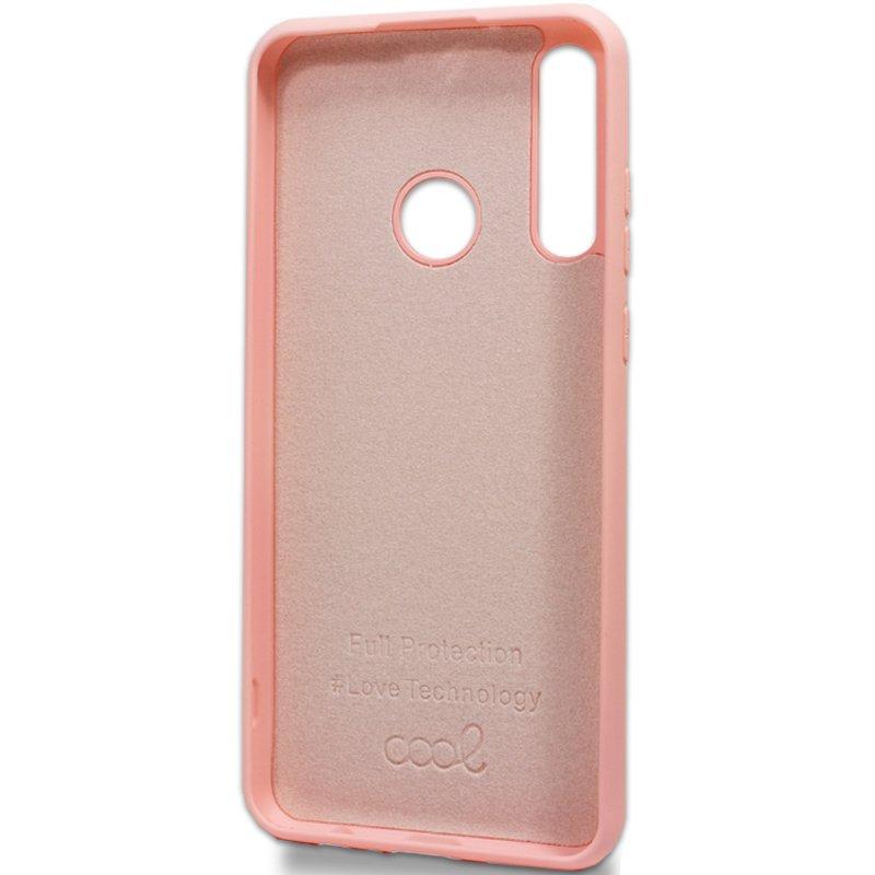 Carcasa Huawei Y6p Cover Rosa