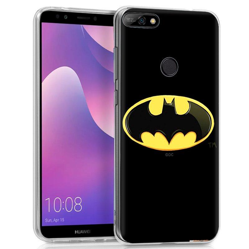 Carcasa Huawei Y7 (2018) / Honor 7C Licencia DC Batman
