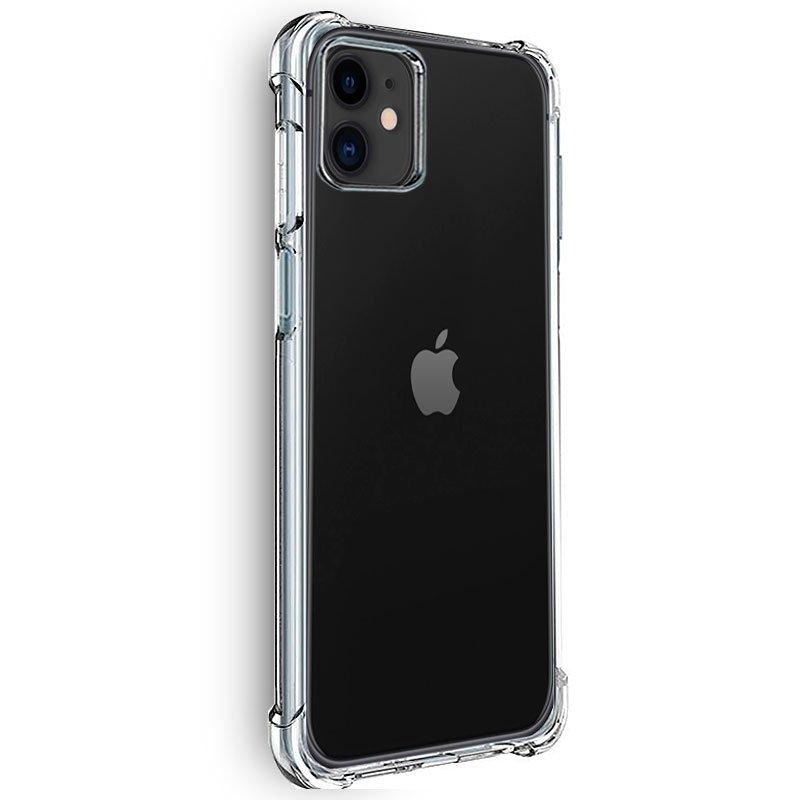 Carcasa iPhone 11 AntiShock Transparente