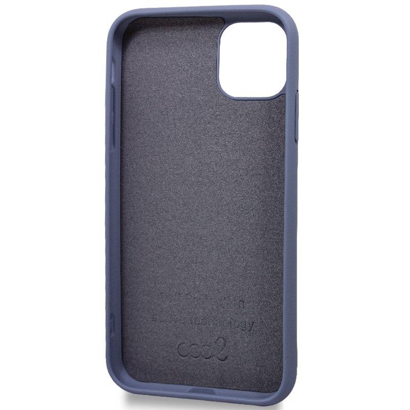 Carcasa iPhone 11 Cover Azul