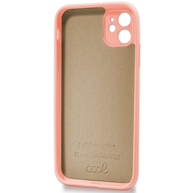 Carcasa iPhone 11 Cover Rosa