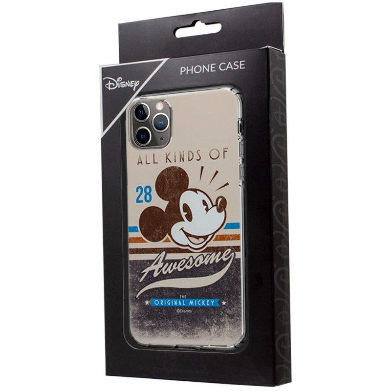 Carcasa iPhone 11 Pro Licencia Disney Mickey