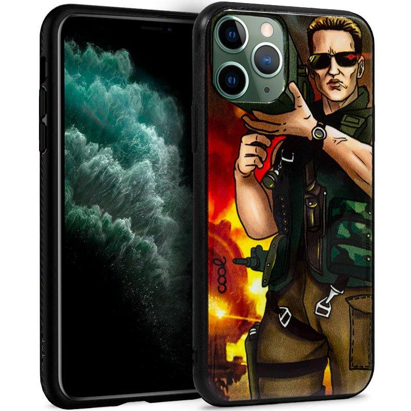 Carcasa iPhone 11 Pro Max Dibujos Bazoka