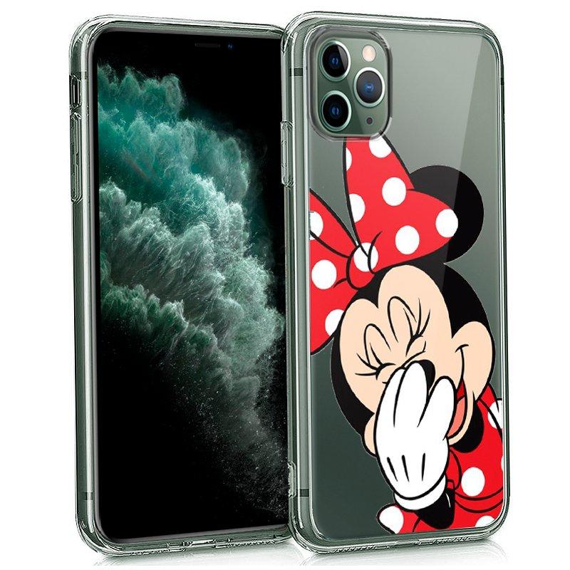 Carcasa iPhone 11 Pro Max Licencia Disney Minnie