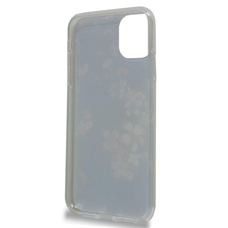 Carcasa iPhone 11 Pro Max Licencia Guess Flores