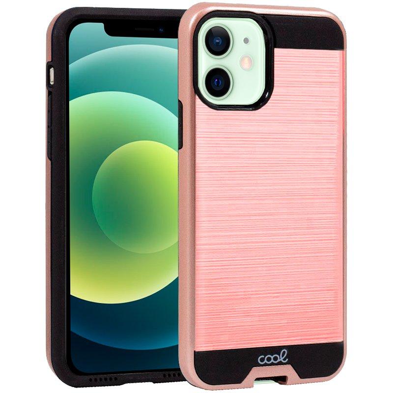 Carcasa iPhone 12 / 12 Pro Aluminio Rosa
