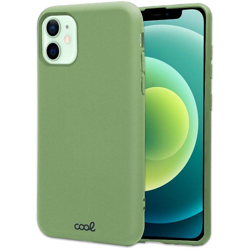 Carcasa iPhone 12 / 12 Pro Cover Pistacho