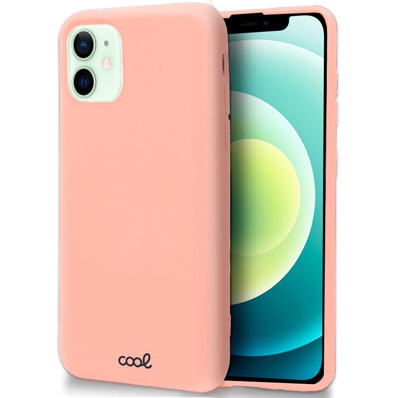Carcasa iPhone 12 / 12 Pro Cover Rosa