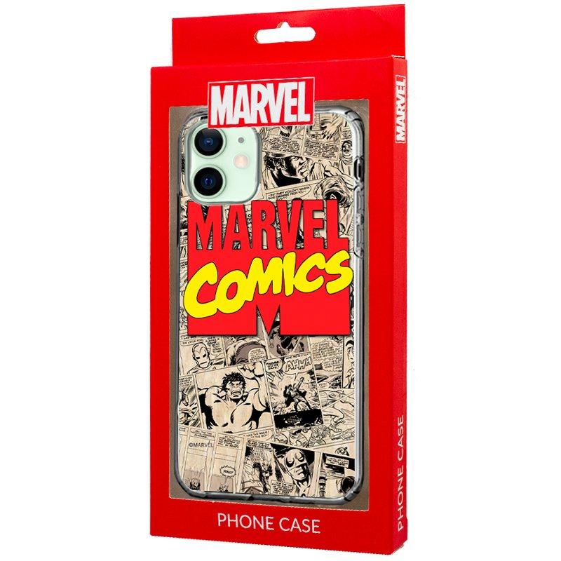 Carcasa iPhone 12 / 12 Pro Licencia Marvel Comics