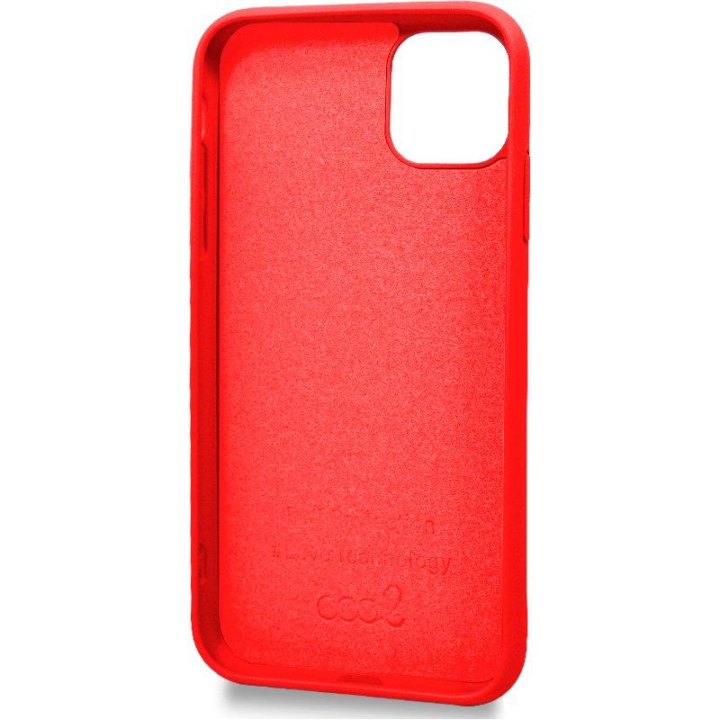 Carcasa iPhone 12 mini Cover Rojo