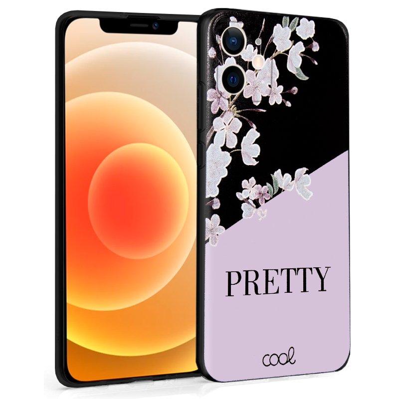 Carcasa iPhone 12 mini Dibujos Pretty