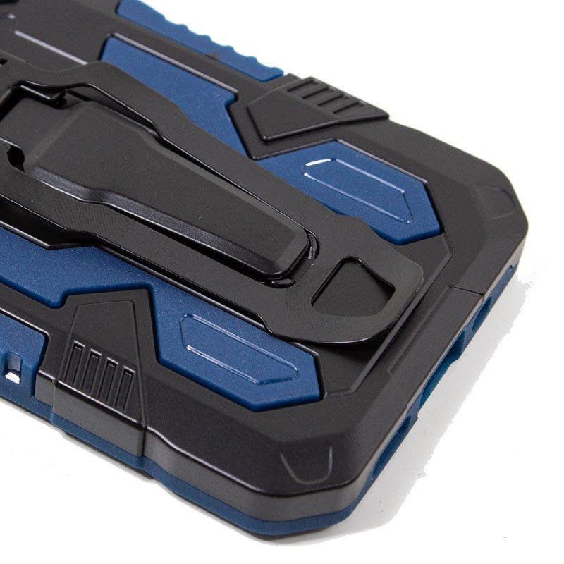 Carcasa iPhone 12 mini Hard Clip Marino