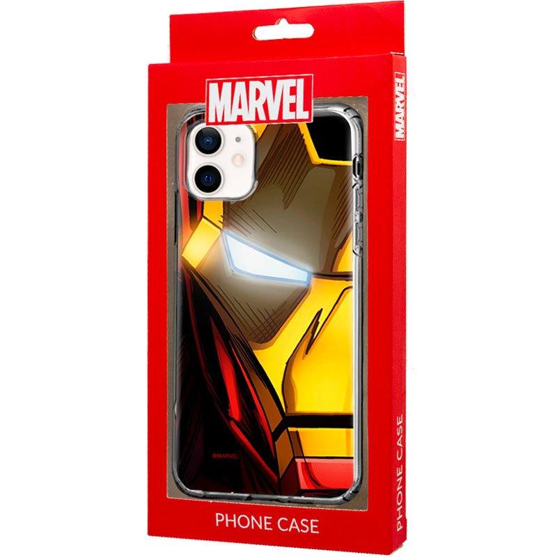 Carcasa iPhone 12 mini Licencia Marvel Iron Man
