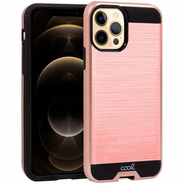 Carcasa iPhone 12 Pro Max Aluminio Rosa