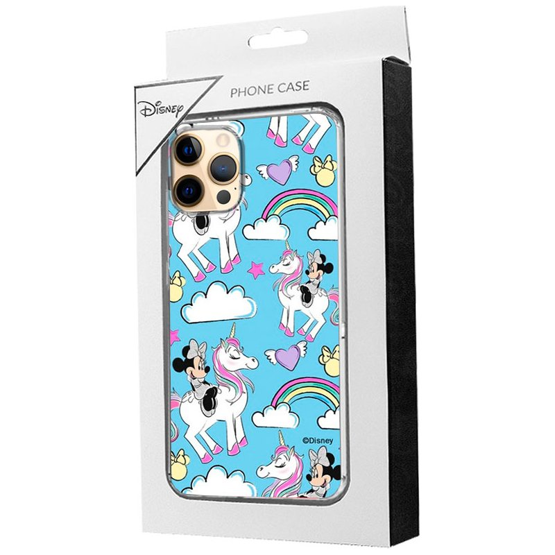 Carcasa iPhone 12 Pro Max Licencia Disney Minnie