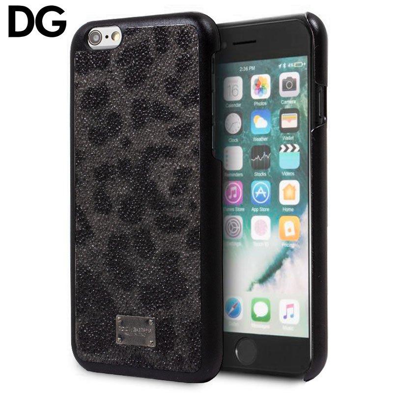 Carcasa iPhone 6 / 6s Licencia Dolce Gabbana Leopardo