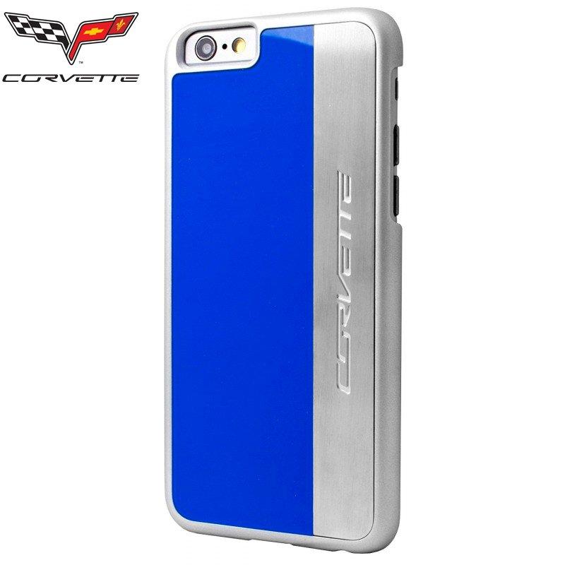 Carcasa iPhone 6 Plus / 6s Plus Licencia Corvette Azul