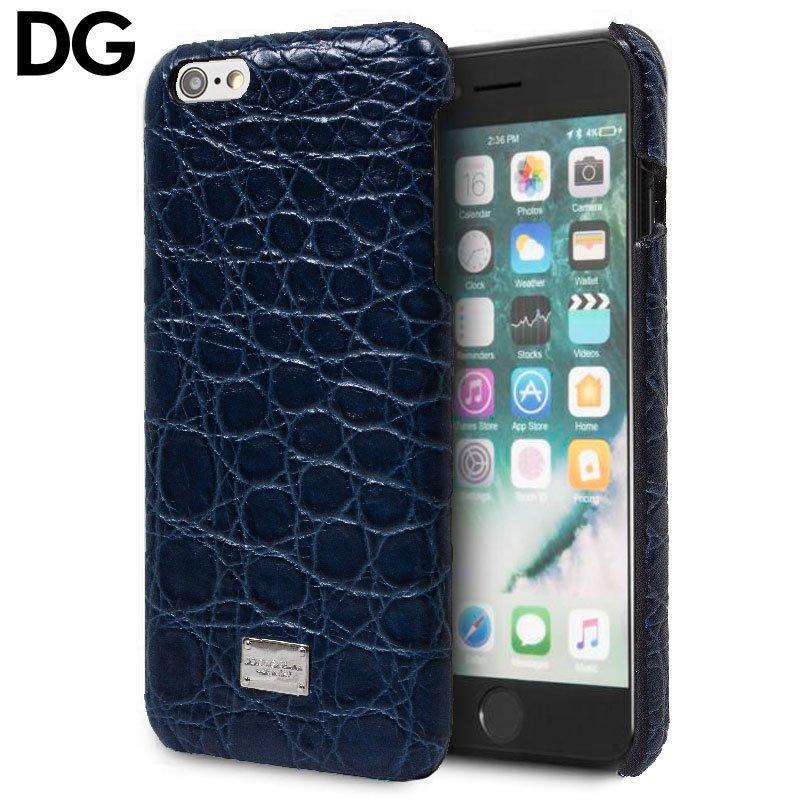 Carcasa iPhone 6 Plus / 6s Plus Licencia Dolce Gabbana Azul