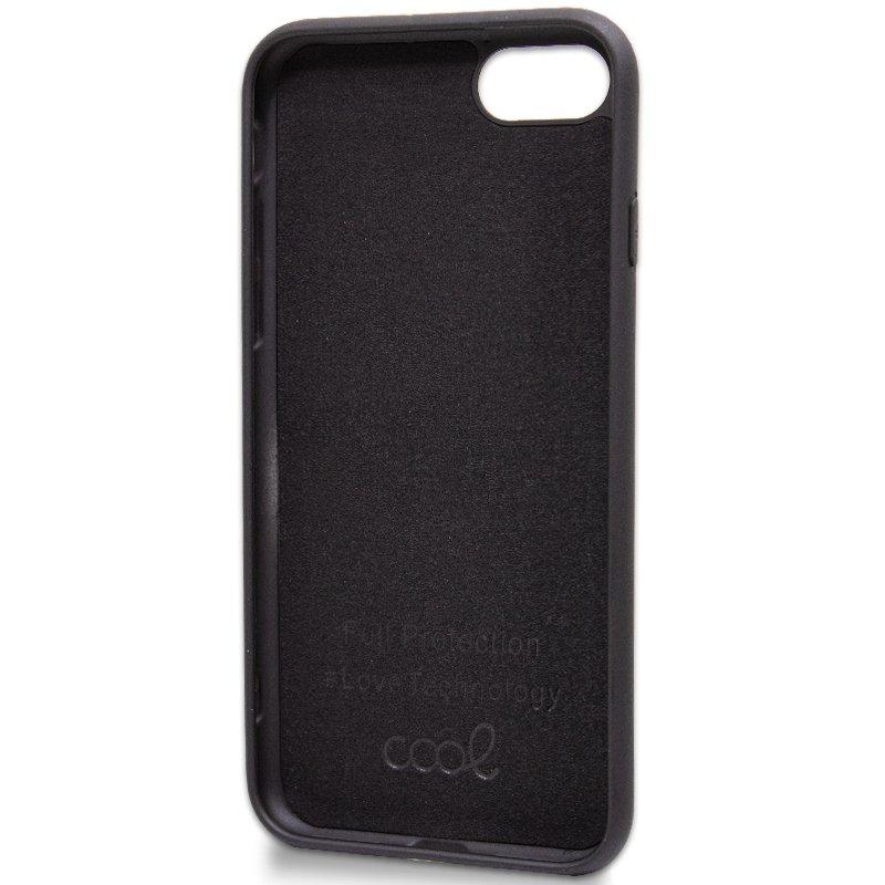 Carcasa IPhone 7 / 8 / SE (2020) Cover Negro