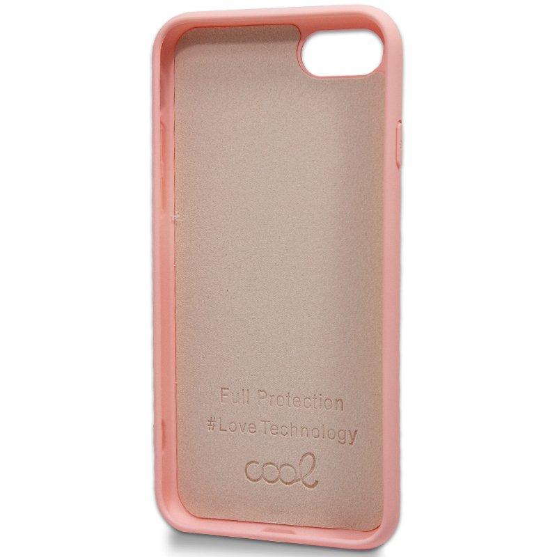 Carcasa IPhone 7 / 8 / SE (2020) Cover Rosa