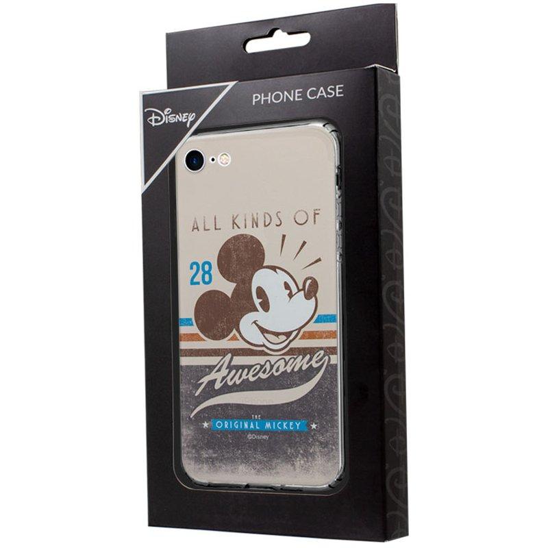 Carcasa iPhone 7 / 8 / SE (2020) Licencia Disney Mickey