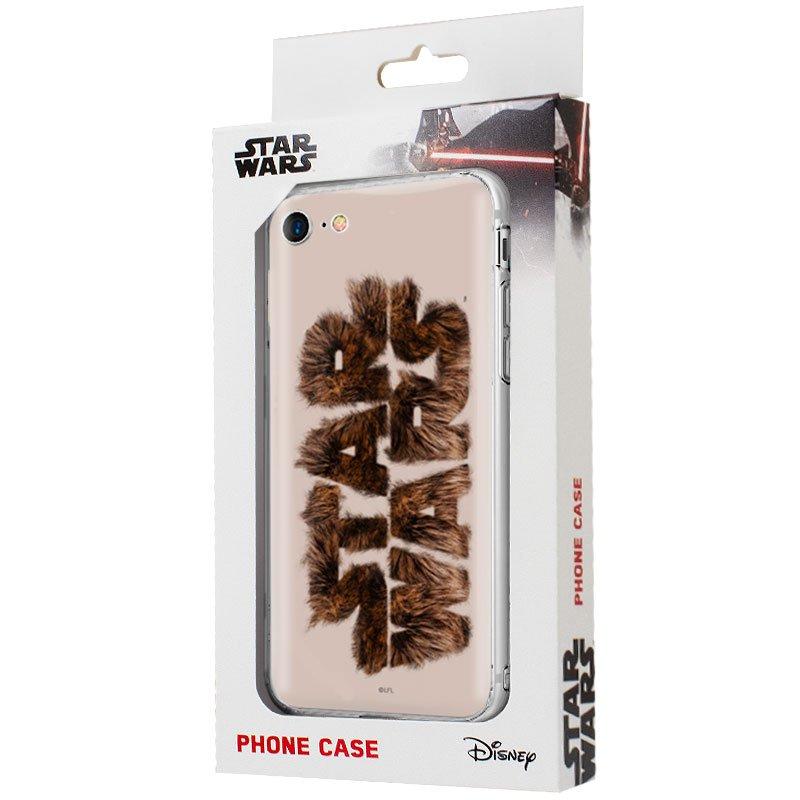 Carcasa iPhone 7 / 8 / SE (2020) Licencia Star Wars Letras