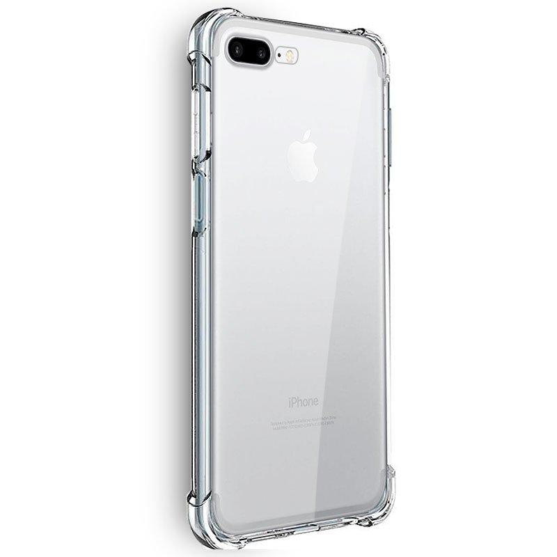 Carcasa iPhone 7 Plus / iPhone 8 Plus AntiShock Transparente