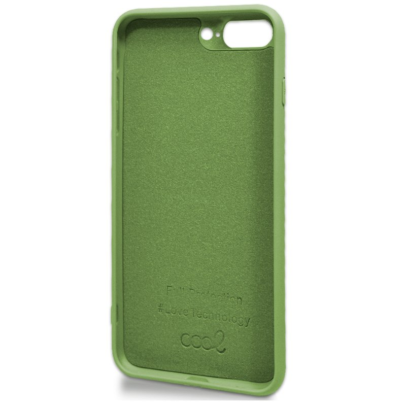Carcasa iPhone 7 Plus / iPhone 8 Plus Cover Pistacho