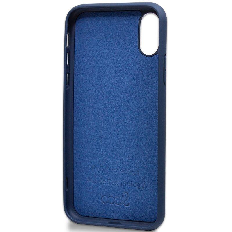 Carcasa iPhone X / iPhone XS Cover Marino