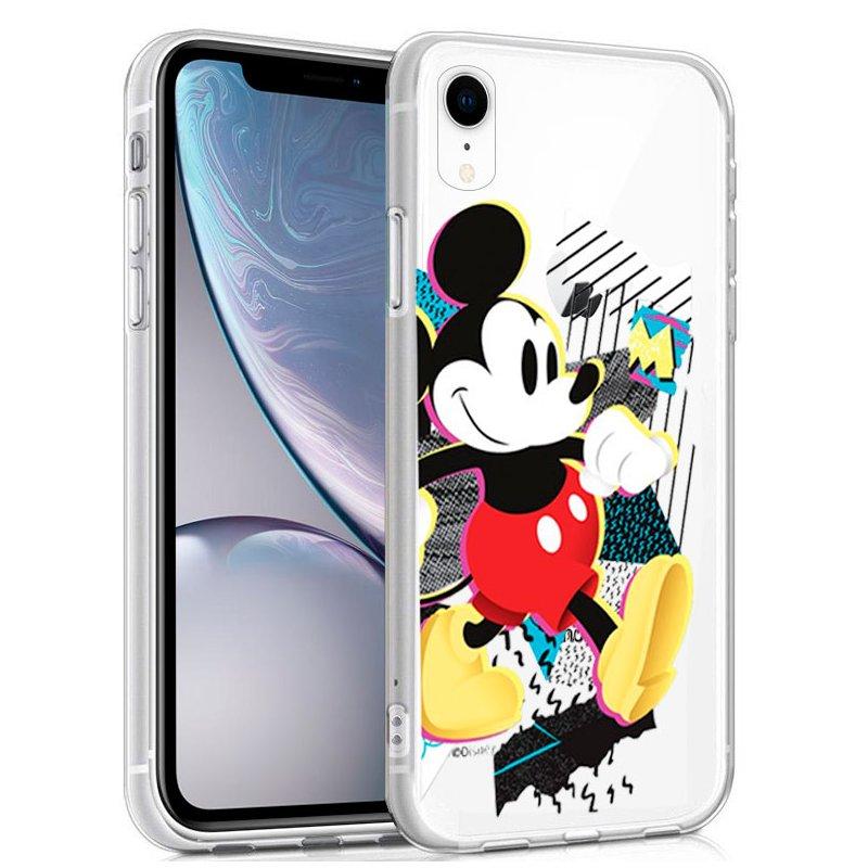 Carcasa iPhone XR Licencia Disney Mickey