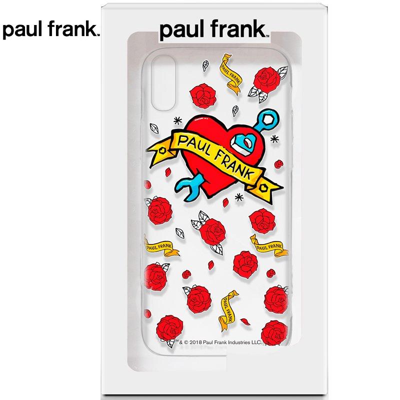 Carcasa iPhone XR Licencia Paul Frank Tattoo