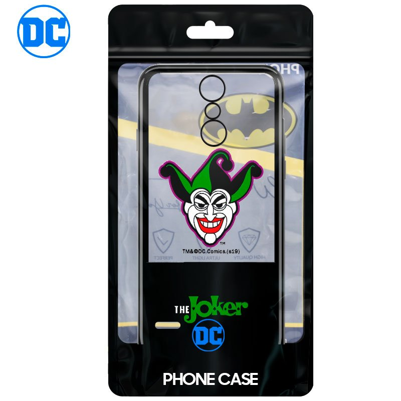 Carcasa LG K8 (2017) Licencia DC Joker