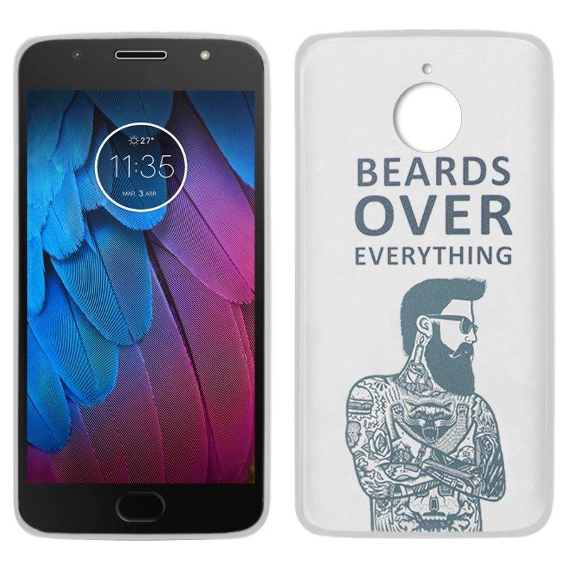 Carcasa Motorola Moto G5S Dibujos Tattoo