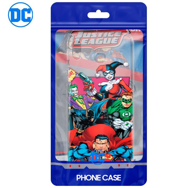 Carcasa Samsung A405 Galaxy A40 Licencia DC Justice League